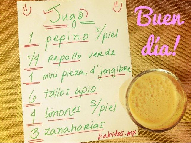 Juicing - jugo con limones sin piel