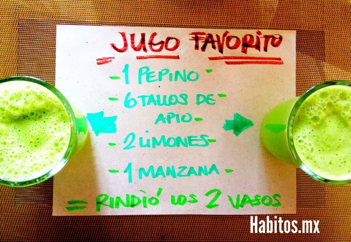 Juicing - jugo favorito