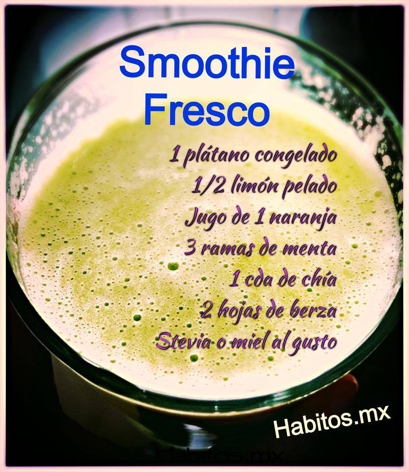 smoothie fresco