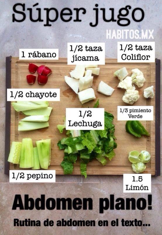 lista de alimentos saludables para bajar de peso