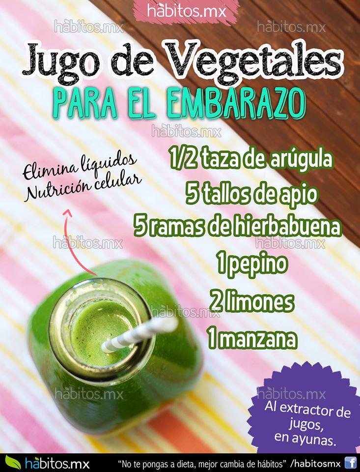 H bitos health coaching jugo de vegetales para el embarazo - Alimentos buenos en el embarazo ...