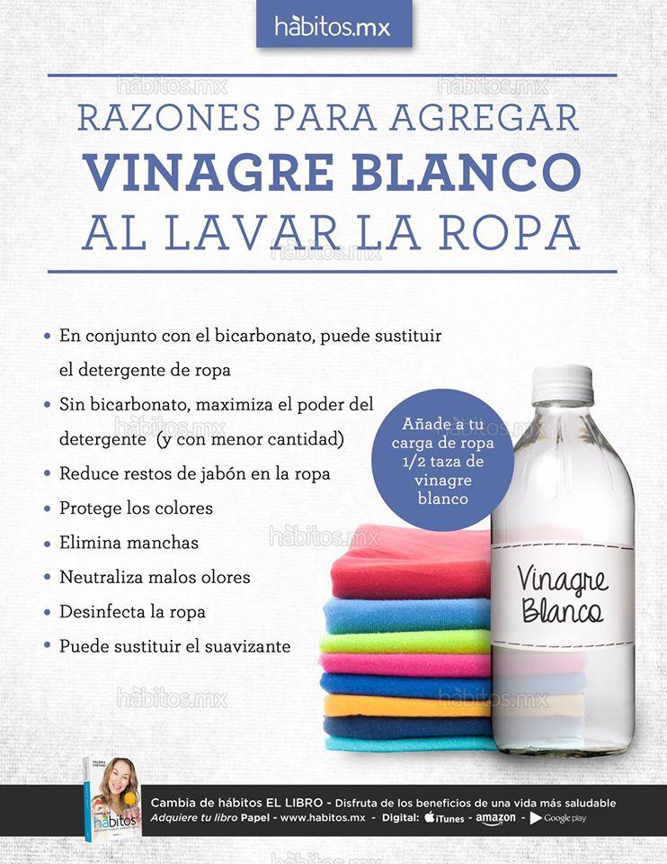 H bitos health coaching razones para a agregar vinagre for El vinagre desinfecta