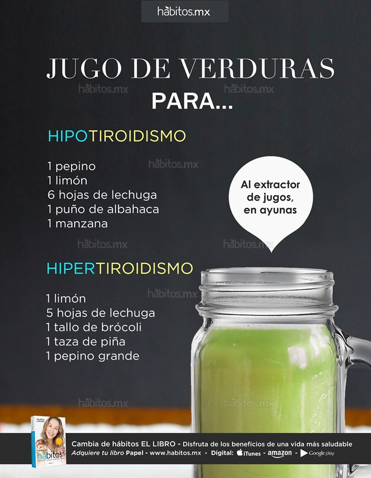 alimentos saludables para el hipotiroidismo